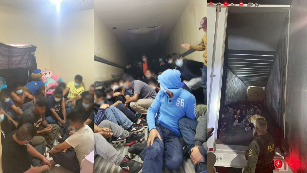 Agents apprehend nearly 300 undocumented immigrants