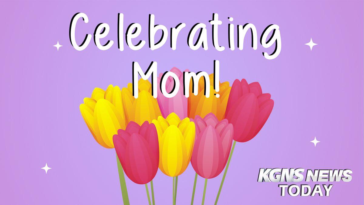 Celebrating Mom contest