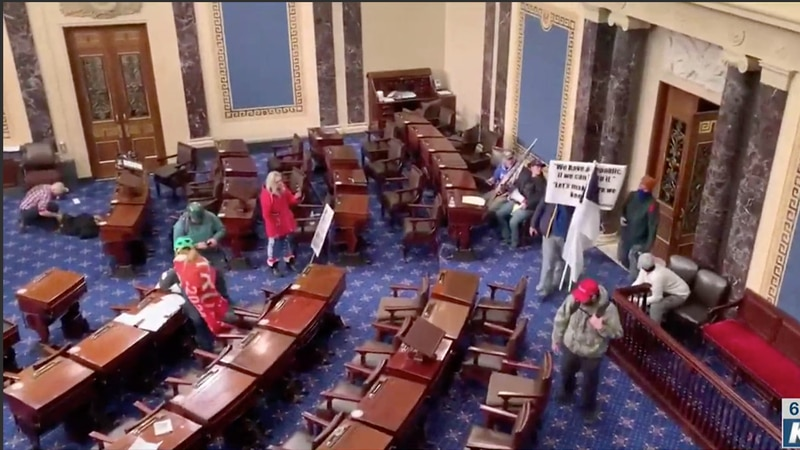 Local leaders respond to Capitol riots