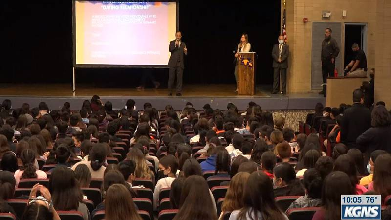 County official educates students on consequences of Tik Tok