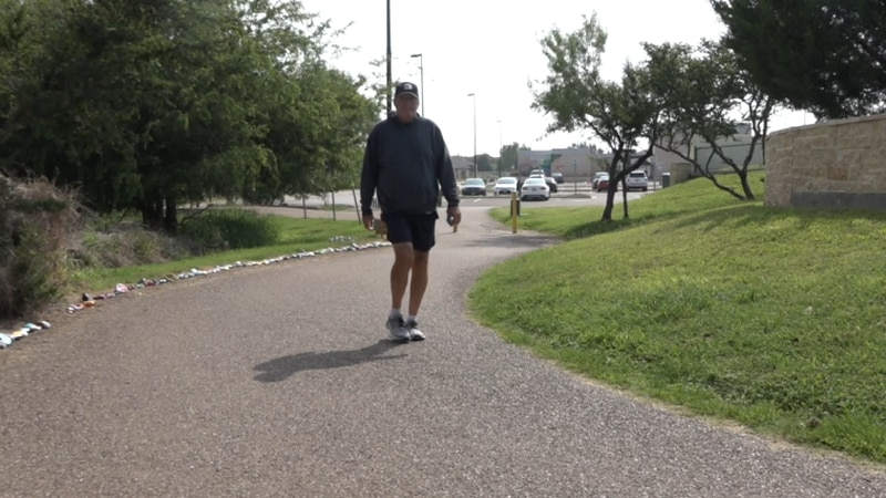 Local runners give safety tips for the intense heat