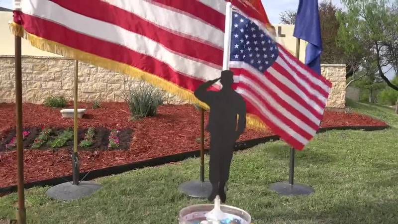 Webb County Gold Star Families Tribute