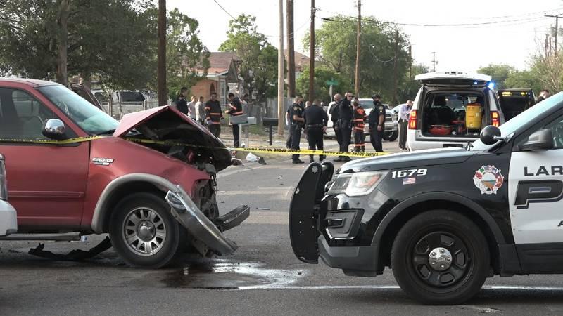 Police investigating Jefferson Street accident