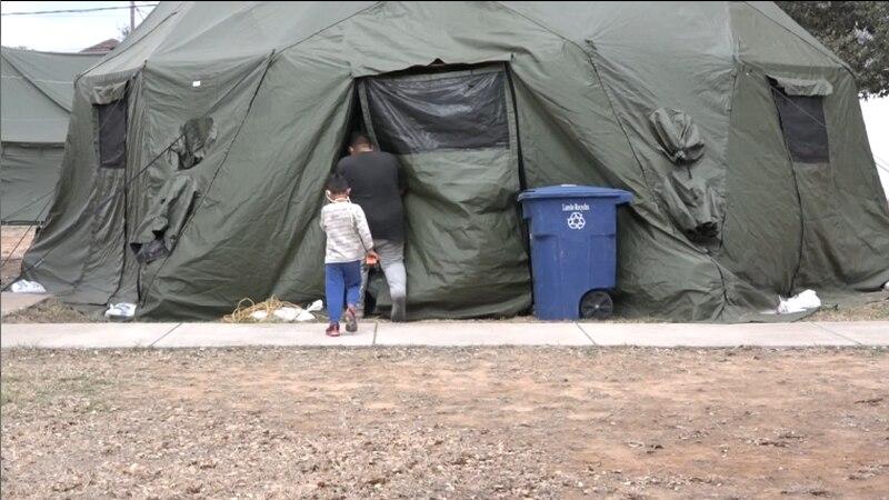 Laredo mayor expresses concern over migrant surge