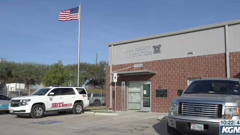 Webb County proposes new fire station