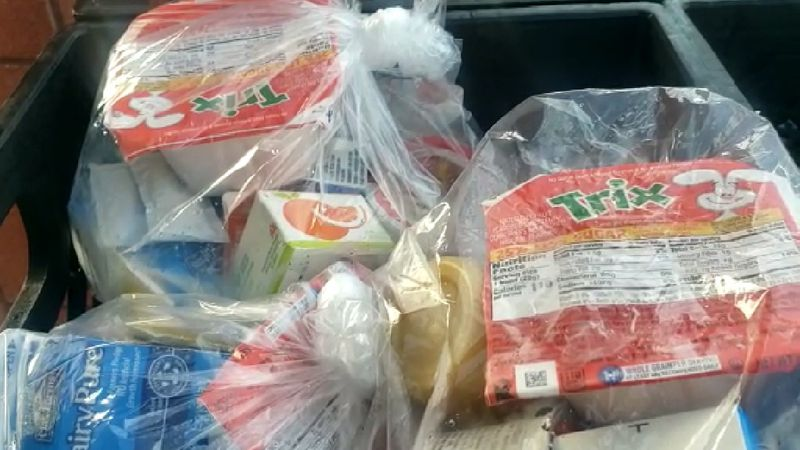 File photo: UISD expands grab and go meal program