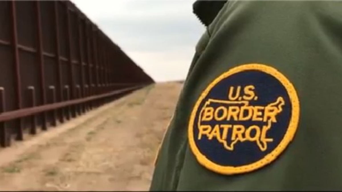File photo: Border Patrol