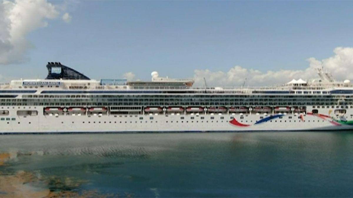 Royal Caribbean ships won't be cruising anytime soon.
