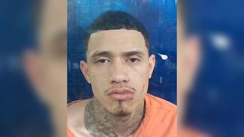 22-year-old Luis Salome Hernandez