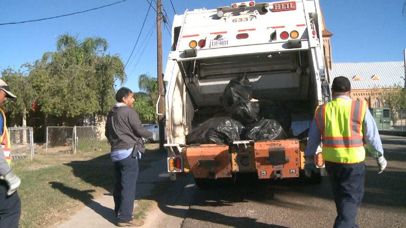 File photo: City celebrates Waste and Recycling Workers Week