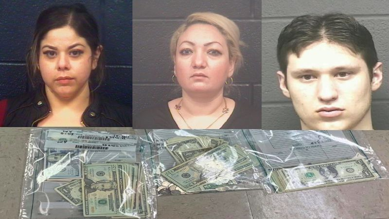 30-year-old Claudia Alejandra Carrera, 38-year-old Maritza A. Hernandez, and 38-year-old Jorge...