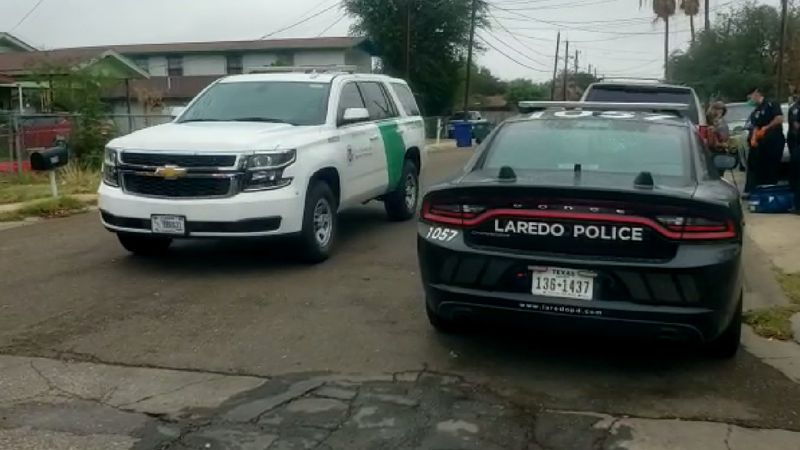 Law enforcement investigating home on San Eduardo