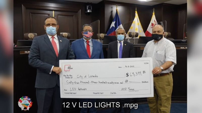 City to convert to LED lights