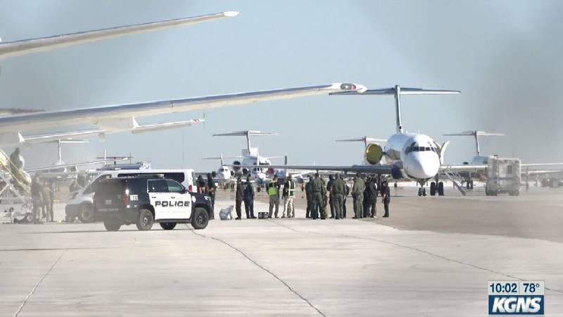 Laredo helps with migrant influx