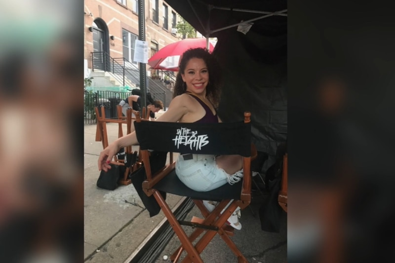 Laredo native follows dream and goes 'In the Heights'