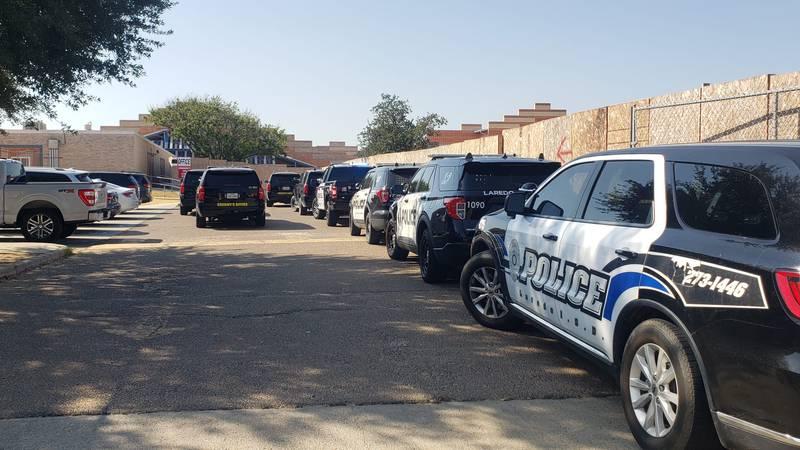 Police searching Cigarroa High School