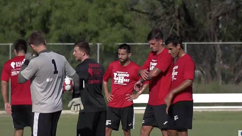 Laredo Heat prepares for crucial two-game road trip
