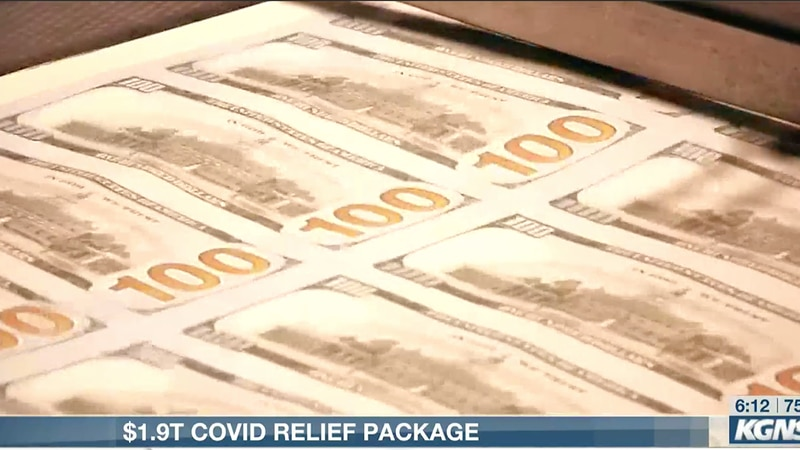 $1.9 trillion COVID relief package