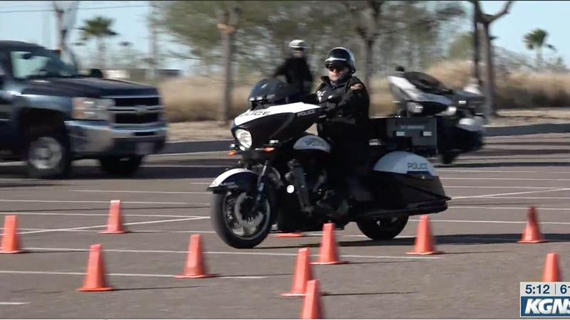 LPD motorcycle training