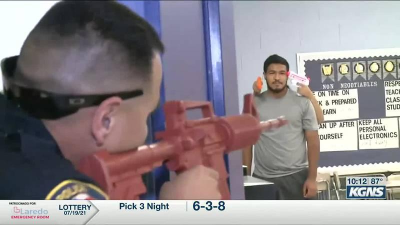 LISD Active Shooter Drill