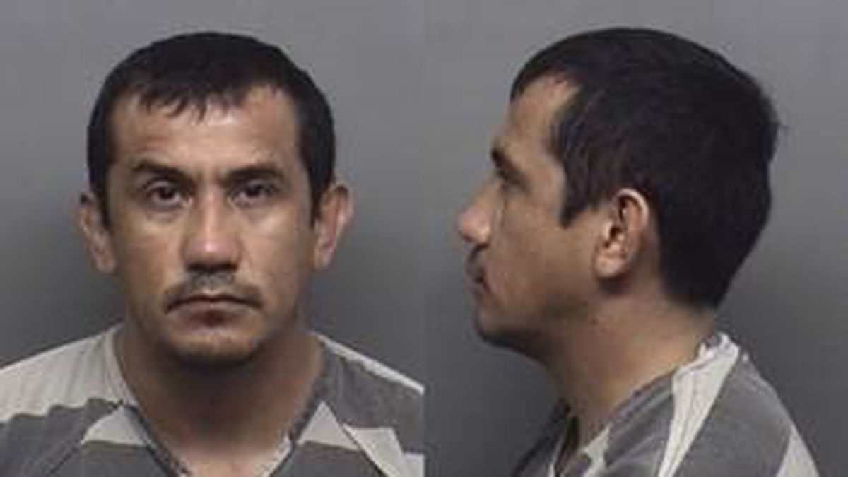 Federico Reyes (Photo Courtesy: Webb County Sheriff's Department)
