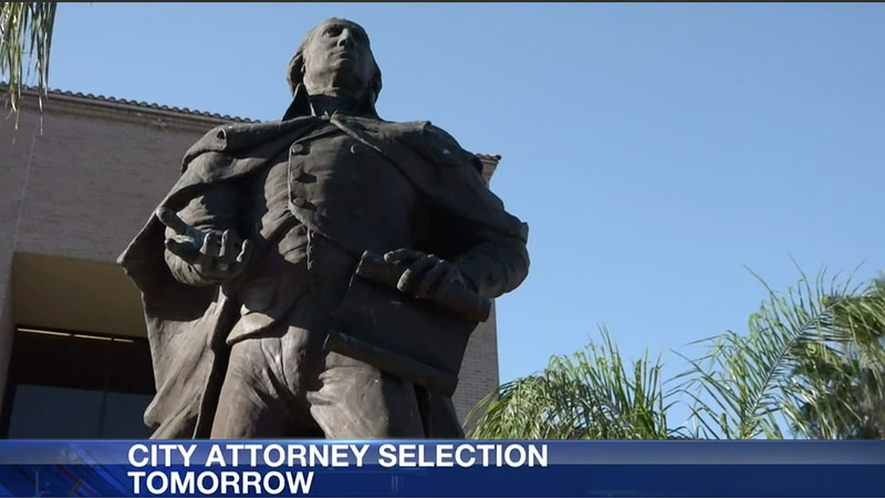 City Attorney Selection Tomorrow