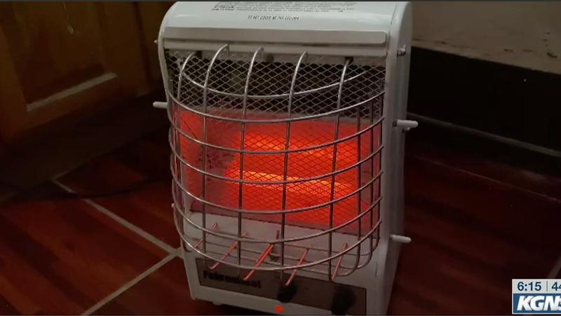 Cold safety hazards