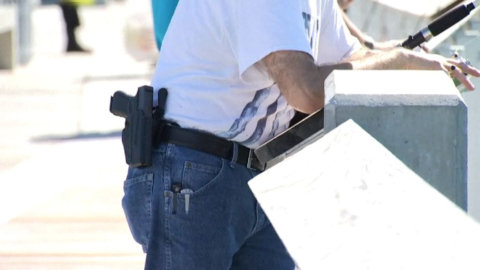 Texas bill seeks to drop handgun license requirements