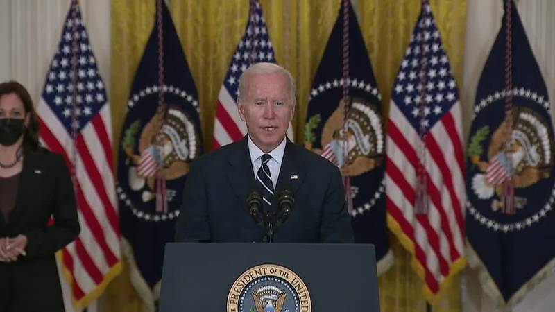 President Biden pitched a scaled-back version of his climate and economic package directly to...