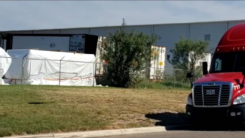 Forklift accident reported at warehouse