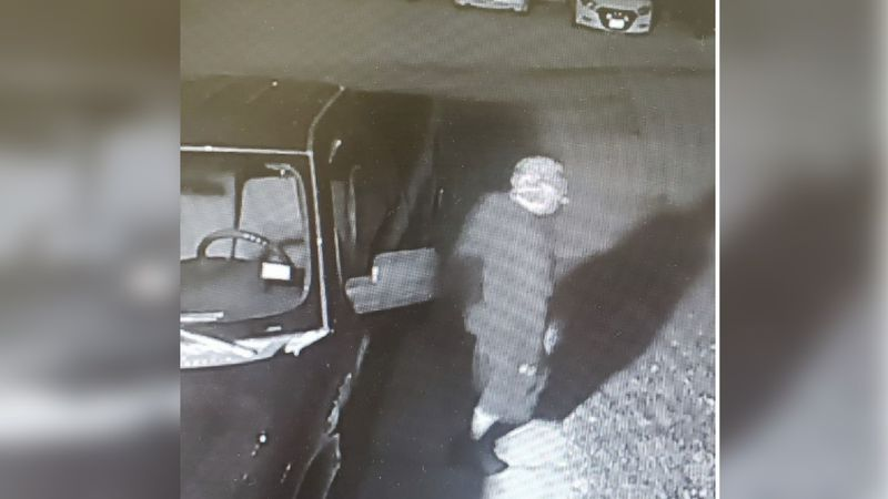 Police need help identifying man tied to theft