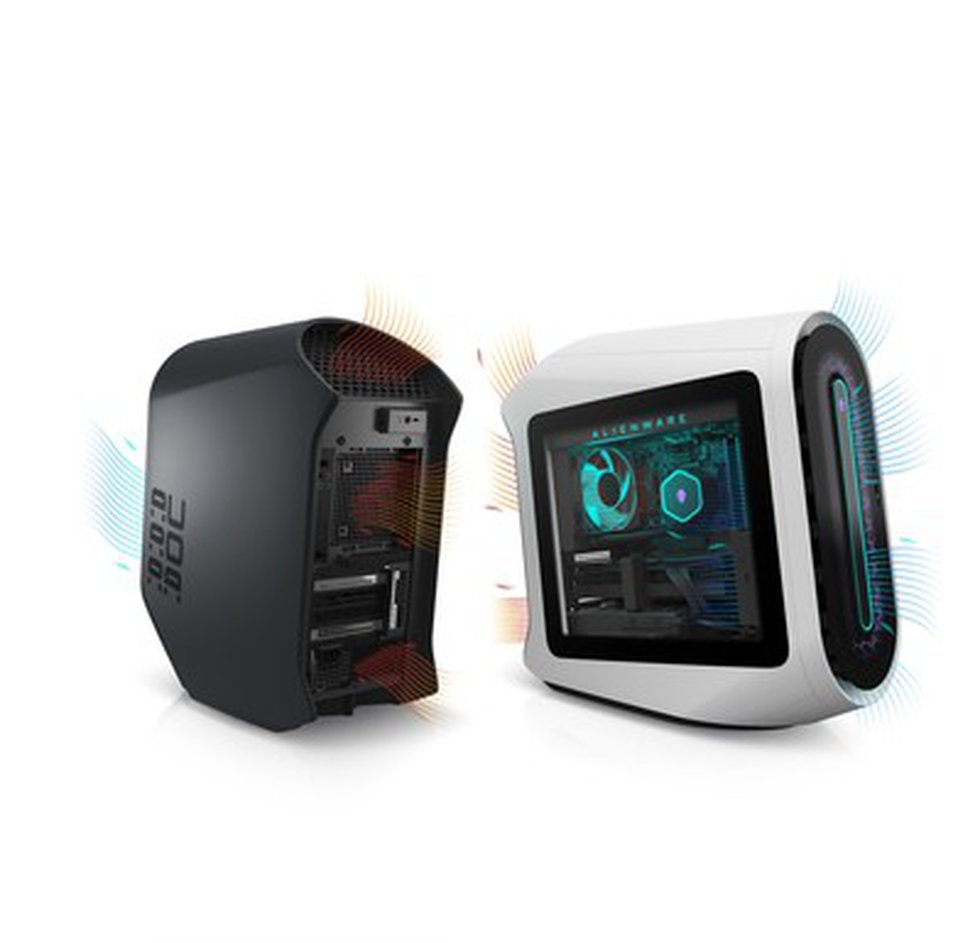 Every Alienware Aurora configuration ships standard with two 120mm fans installed (one front...