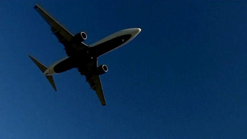 File photo: airplane