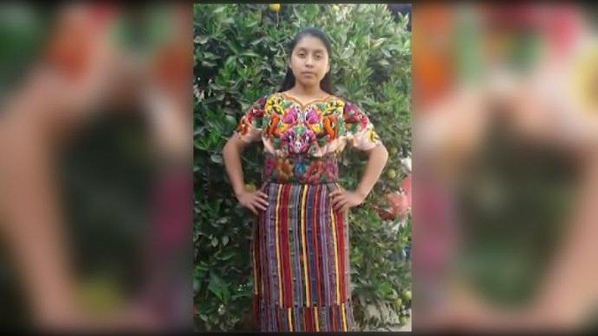 20-year old Claudia Patricia Gomez Gonzalez from Guatemala