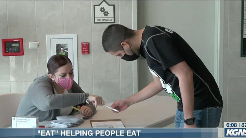 """EAT"" helping people eat"
