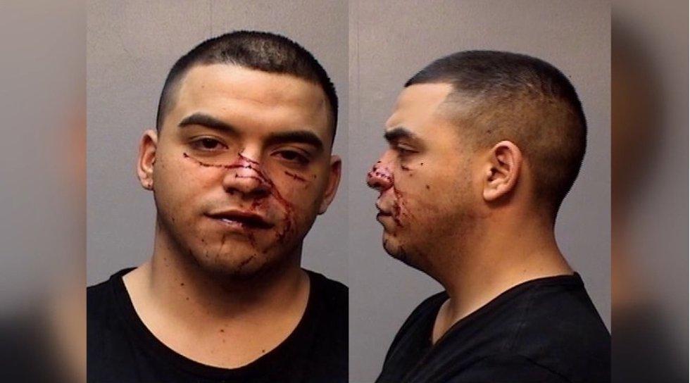 Kincade Fire: Fairfield police arrest man for allegedly