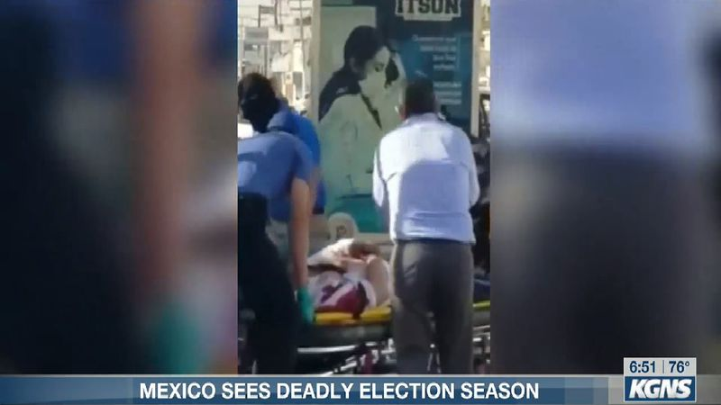 Politicians killed during election season