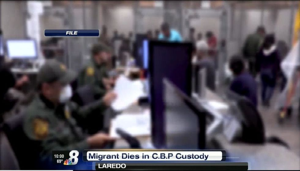 Congolese woman, dies after entering U.S. border through Laredo